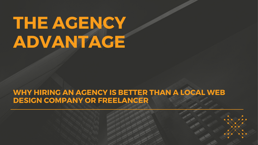 Advantages of Hiring An Agency