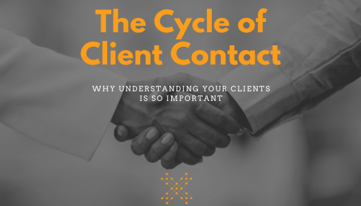 The Cycle of Client Contact