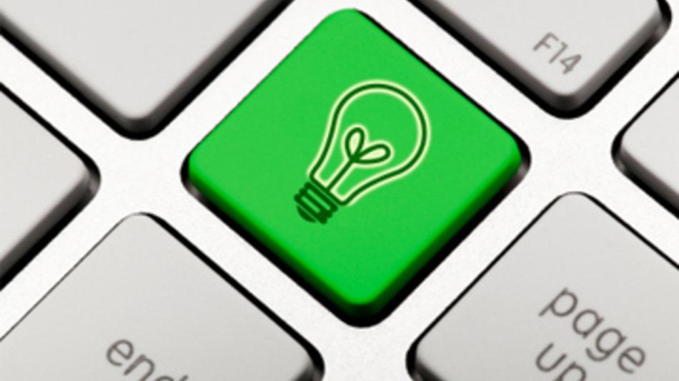 linknow media green bulb